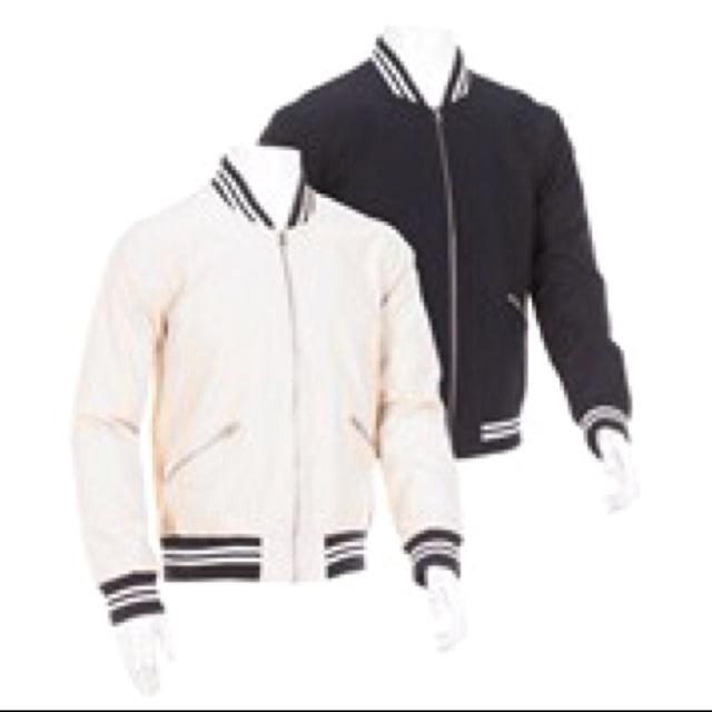 Letterman's jacket at Burlington