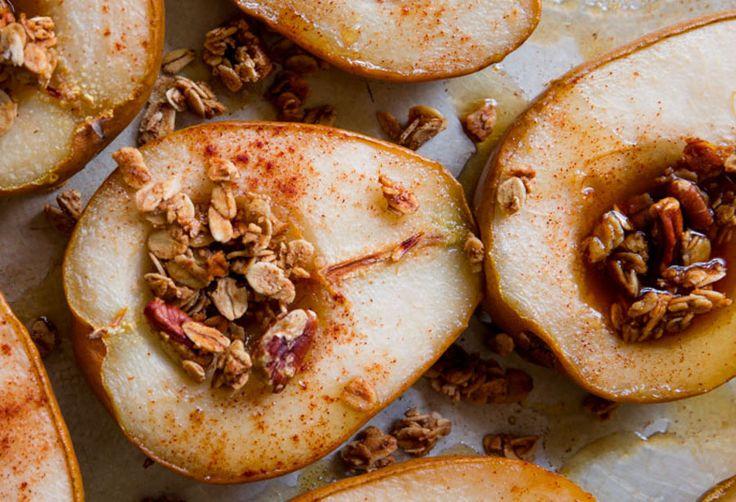 Aujourd'hui, une belle recette avec du bon sirop d'érable! Très bon... facile et rapide à faire.