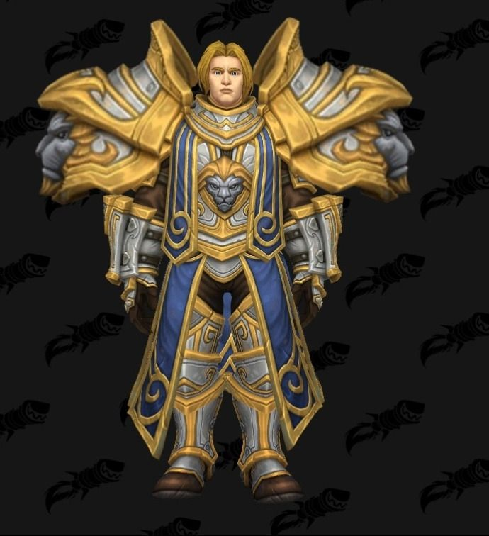 Small fix to Anduin model in new patch #worldofwarcraft