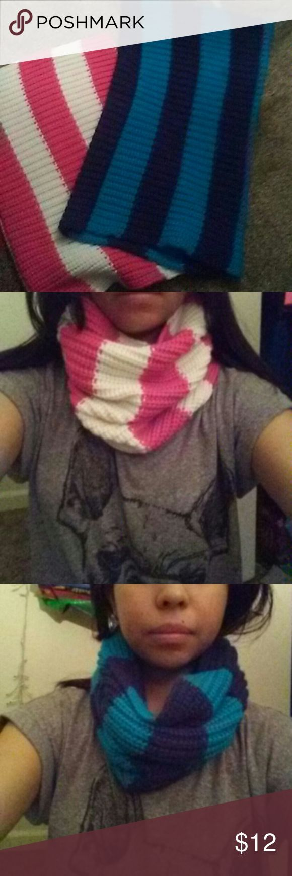 Scarfs From old navy never worn 2 for 1👍 Old Navy Accessories Scarves & Wraps