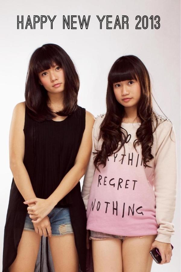 Stella Cornelia, Sonia Natalia #JKT48 #AKB48