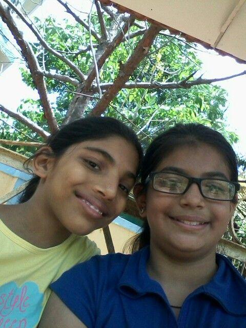 time at lonavala   eshita and me