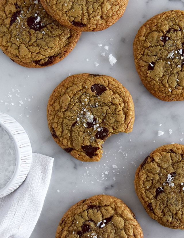 Chocolate chip cookies – mine bedste cookies med chokolade