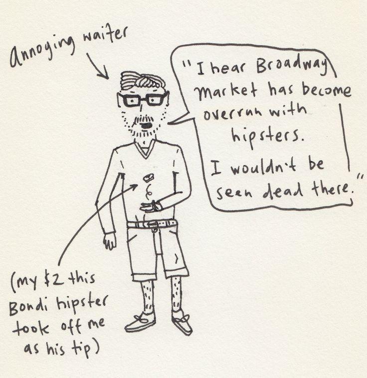 Bondi Hipster