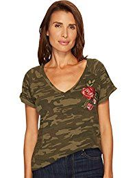 New Sanctuary Clothing Sanctuary Womens Camo Bloom Tee online. Find the perfect Sleevey Wonders Tops-Tees from top store. Sku MFDL26189XXME82633