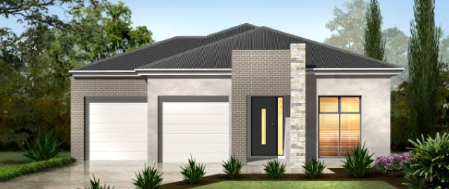 The Barletta Facade Option 02 - from the Weeks Peacock Homes Heritage Collection. Time honoured elegance is key to the design of the Barletta whilst the fluid floorplan is perfectly suited to the demands of modern life.