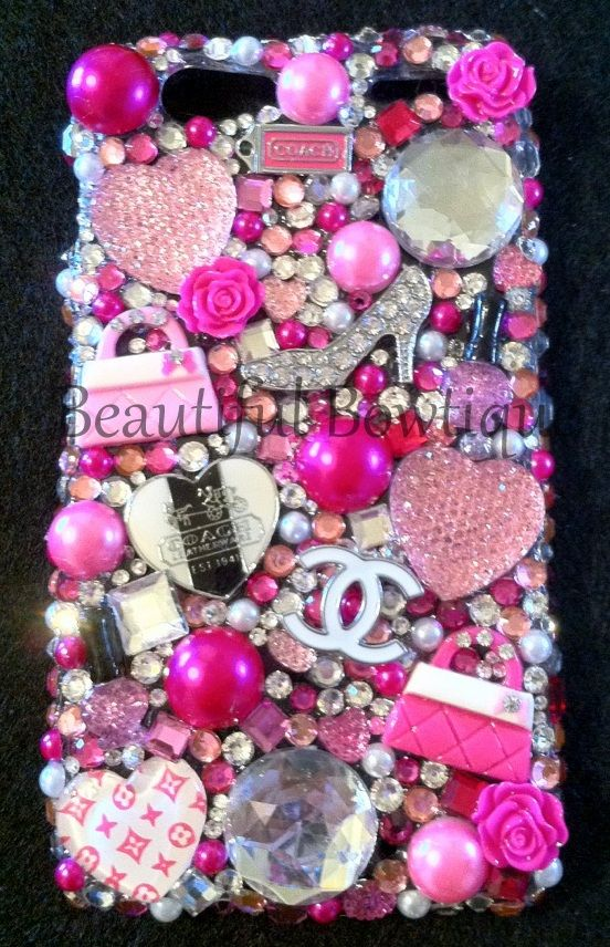Girly phone case that is sooo super cute! Available at Beautiful Bowtique https://www.facebook.com/AmbersBeautifulBowtique