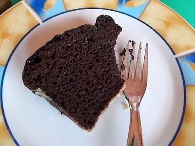 Dieta Moja Pasja: Babka z fasoli bez tłuszczu, mąki i cukru.