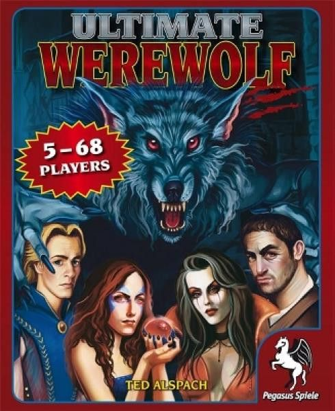 Ultimate Werewolf | Board Game | Rules of Play – Rules of Play