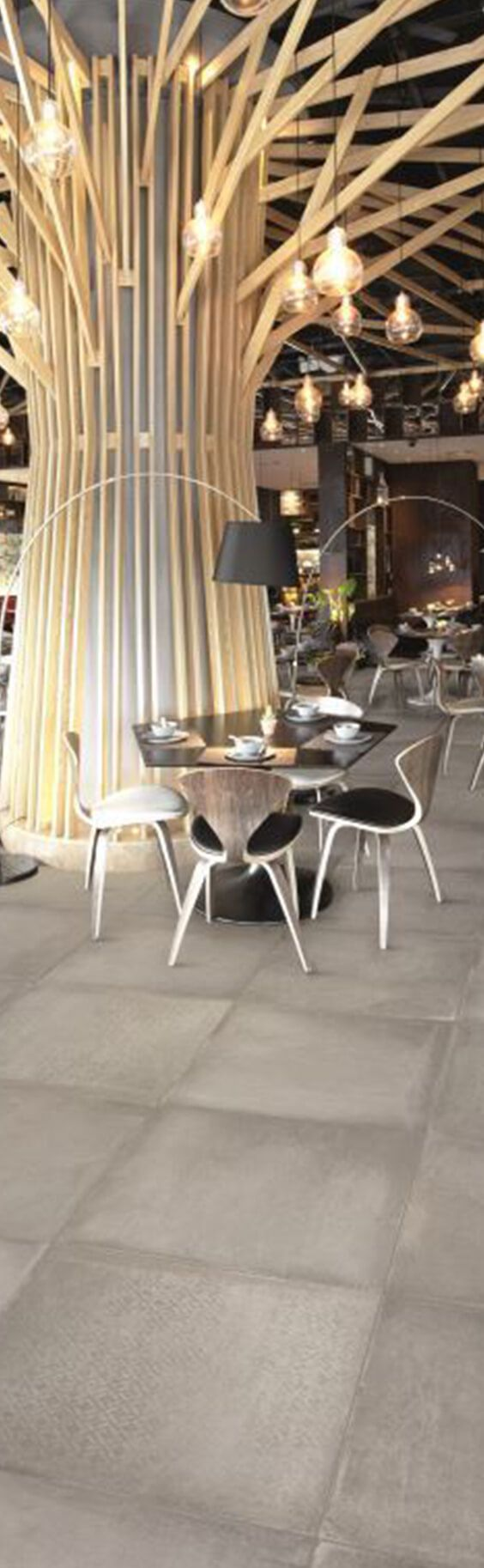 Make a great first impression in your #restaurant with #natural #stone: http://bit.ly/2eokO4N