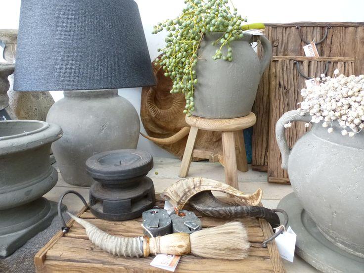 Brynxz Majestic potten  met doorleefde plateaus