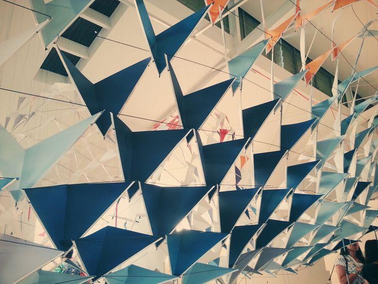 Installation at HQ