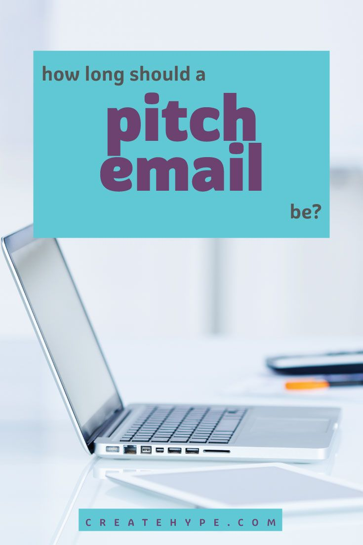 To make your email pitch easier and less overwhelming, we have put together this short guide on how to construct a pitch that actually gets attention.
