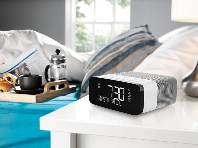 Pure Siesta Rise alarm clock radio SRP £79.99