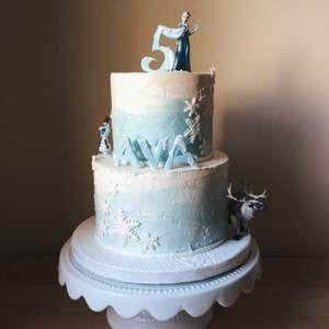 """""""Frozen"""" cake, Nutmeg Cake Design, Philadelphia, PA"""