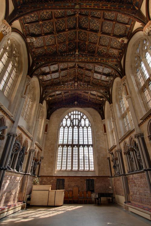 Exeter Cathedral Chapter House, UK