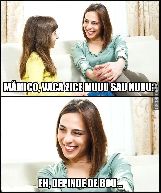 Ce Zice Vaca?   http://9gaguri.ro/media/ce-zice-vaca-1