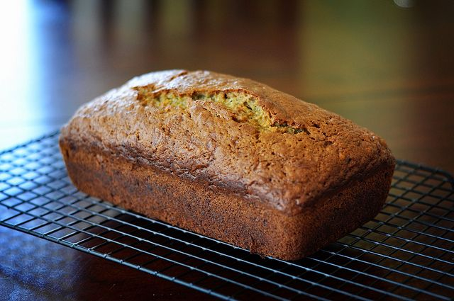 dairy free banana bread with oil, no butter or weird ingredients - perfect for my Boo!
