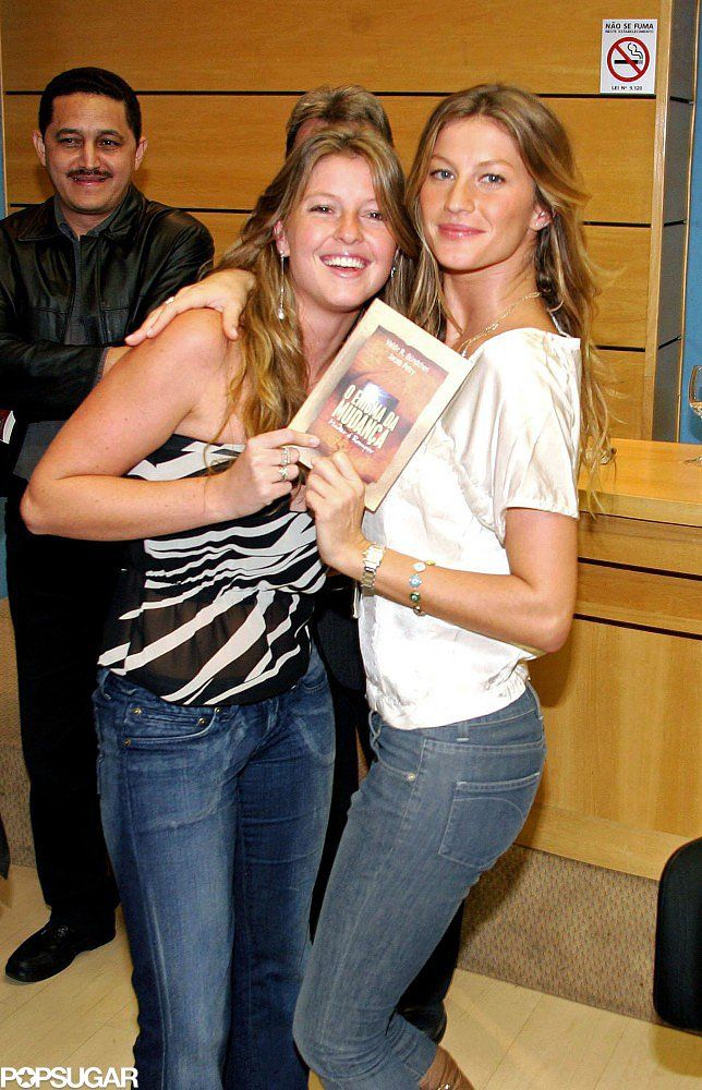 Did you know Gisele Bündchen and these other celebrities have twins?