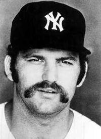 Thurman Munson - New York Yankees Catcher
