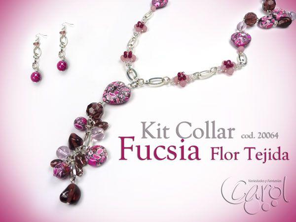 Bisuteria, Accesorios para Bisuteria, Collares, Pulseras | Variedades y Fantasias Carol