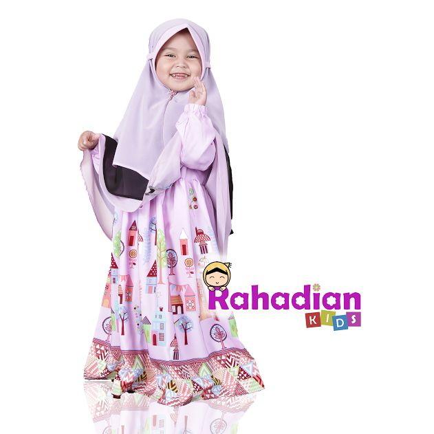14 Best Kids Hijab Images On Pinterest
