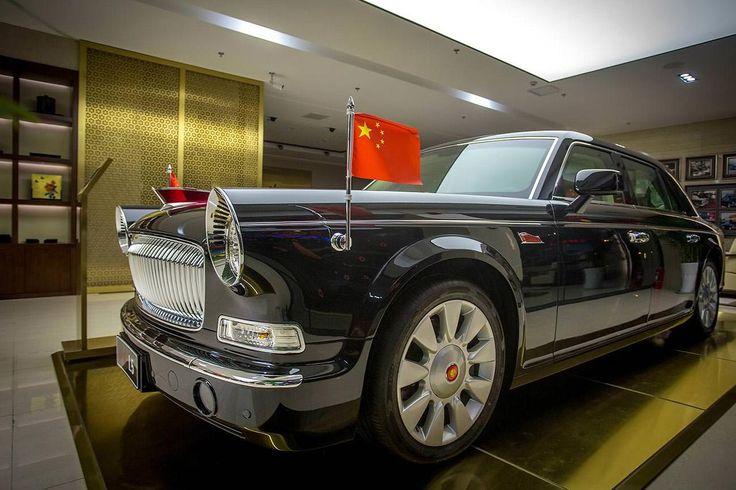 Китайский конкурент Rolls-Royce за миллион долларов