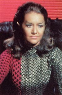 "Joanne Lunville played the very first Romulan ever seen (as a ship commander) in the episode ""The Enterprise Incident"" of Star Trek: The Original Series (1966) I loved her in TOS!!"