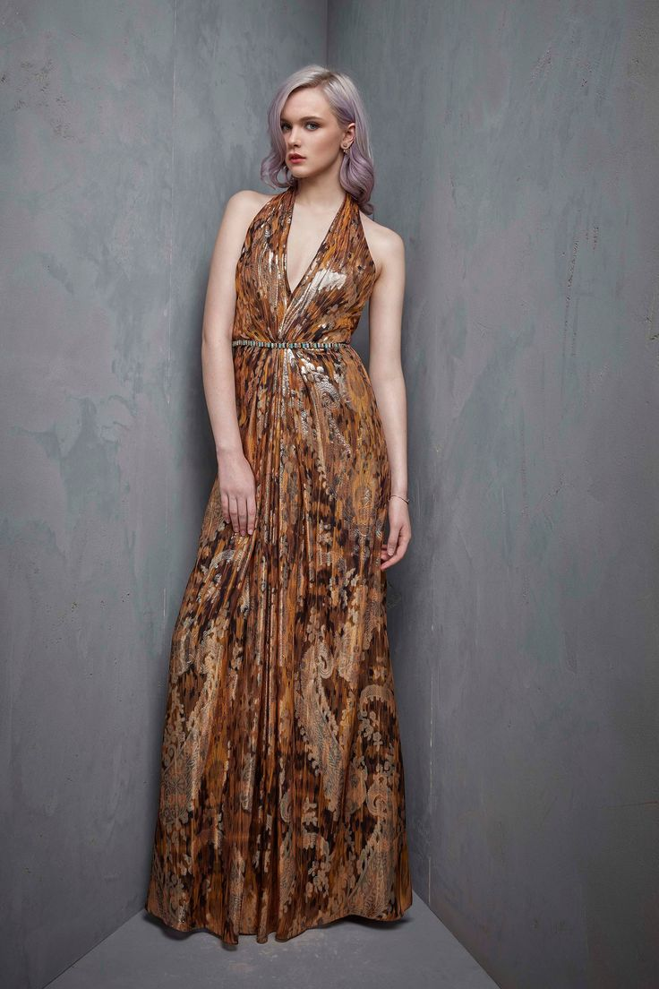 Jenny Packham Resort 2018 Collection Photos - Vogue#rexfabrics