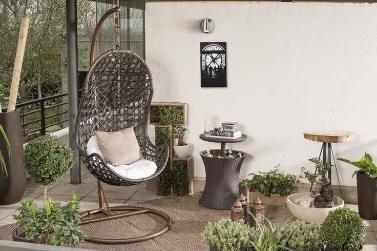 La idea de darle vida a tu terraza es disfrutar cada for Easy terrazas chile