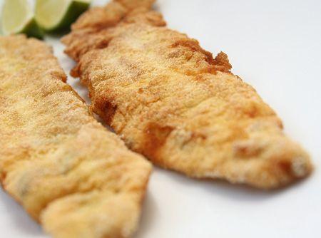 Filé de Merluza Frito - Veja como fazer em: http://cybercook.com.br/file-de-merluza-r-6-10986.html?pinterest-rec