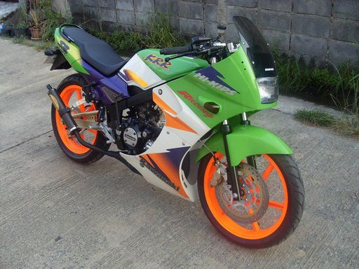12 best Kawasaki 150 - 2 Strokes images on Pinterest | Biking ...