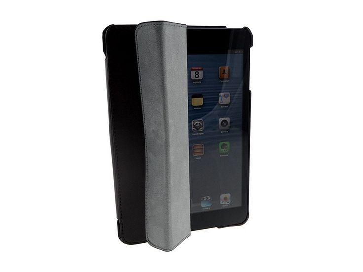 Smartcase iPad Mini Donker Bruin Leer