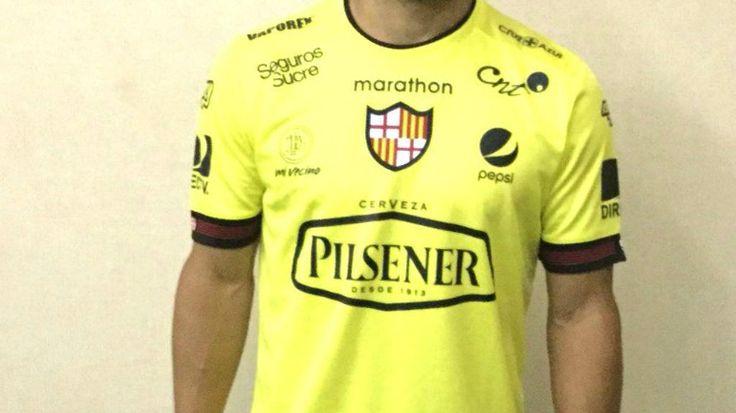 Barcelona Sporting Club anuncia contratación de nuevo refuerzo por un año