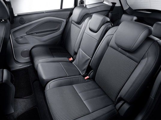 2012 Ford Focus uses post-consumer recycled jeans as soundproofing.