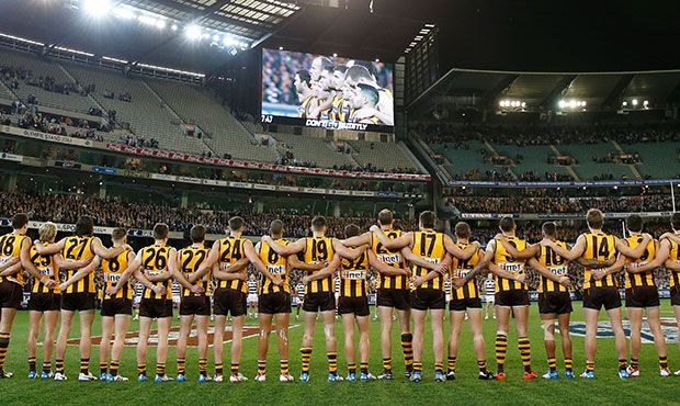 Official AFL Website of the Hawthorn Football Club