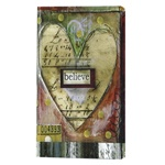 Slender Flexible Address Book - Whole Hearts