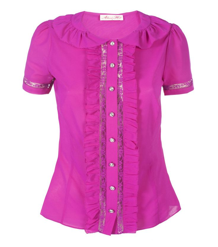 Alannah Hill - Sweet Sensation Blouse