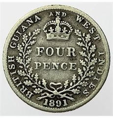 British Guiana (Present Guyana)