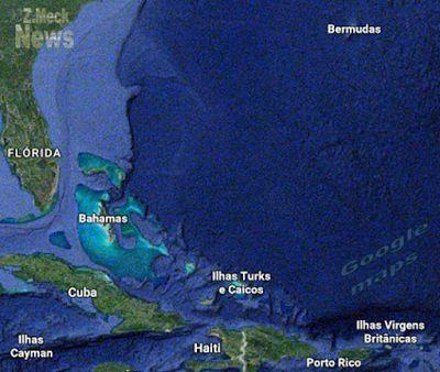 Z.Meck News: Novo caso envolvendo o Triângulo das Bermudas... Um avião bimotor MU-2B (porte pequeno) desapareceu do radar logo após deixar Porto Rico; em uma distância aproximada de 64 km (40 milhas) a leste de Bahamas, no dia 15 de maio de 2017 (segunda feira)... https://zmecknews.blogspot.com.br/2017/05/novo-caso-envolvendo-o-triangulo-das.html