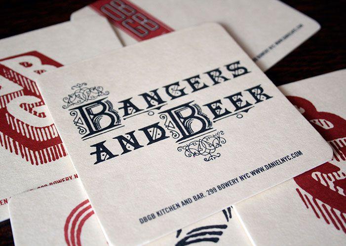 DBGBs Restaurant - http://www.danielnyc.com/dbgb.html
