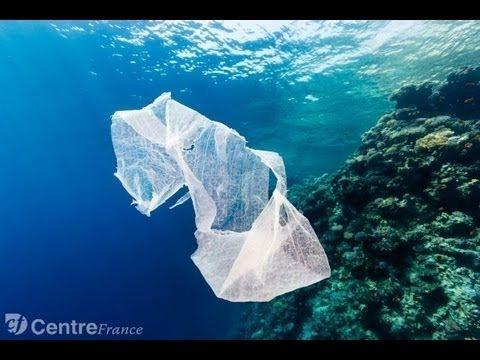 Reportage choc: Le plastique: Menace sur les océans (Environnement) Fr E...