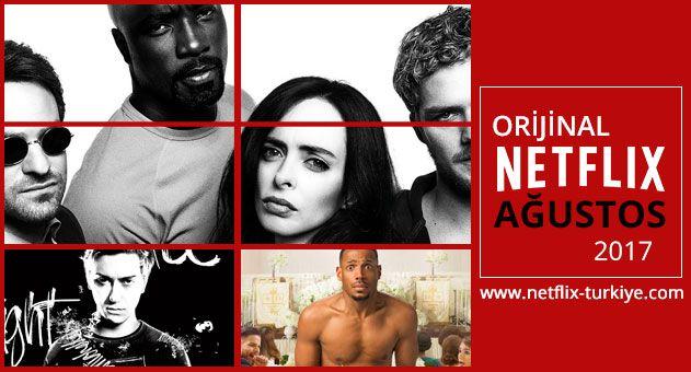 Netflix Türkiye Ağustos Ayı Takvimi #netflixtürkiye #netflixagustos