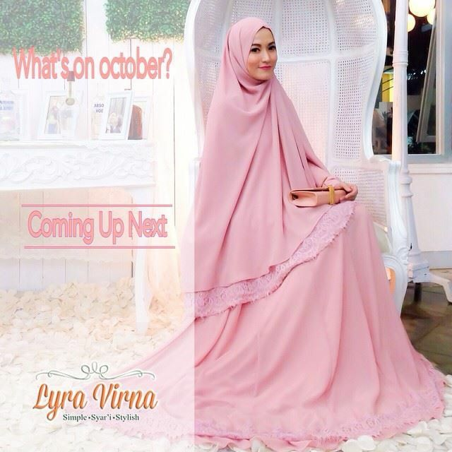 Lyra Virna hijab keren