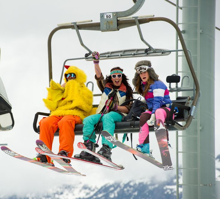 The Whistler Insider | Gaper Day - Whistler Ski Season Ends With a Bang.  Lookin' good!