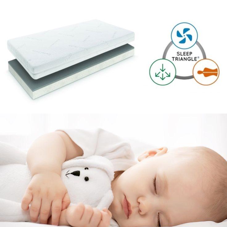 Mit einer guten Babymatratze fördern Sie bereits ab dem ersten Tag die gesunde Entwicklung Ihres Kindes. Die Matratze Geltex Baby aus dem schweizer Hause Superba hilft Ihnen dabei. Sie bietet einzigartige Eigenschaften für den optimalen Schlafplatz Ihres Babys. Der stützende Schaum gewährleistet ein anatomisch richtiges Liegegefühl für das Baby und die luftdurchlässige GELTEX® inside Auflage schützt vor Überwärmung.