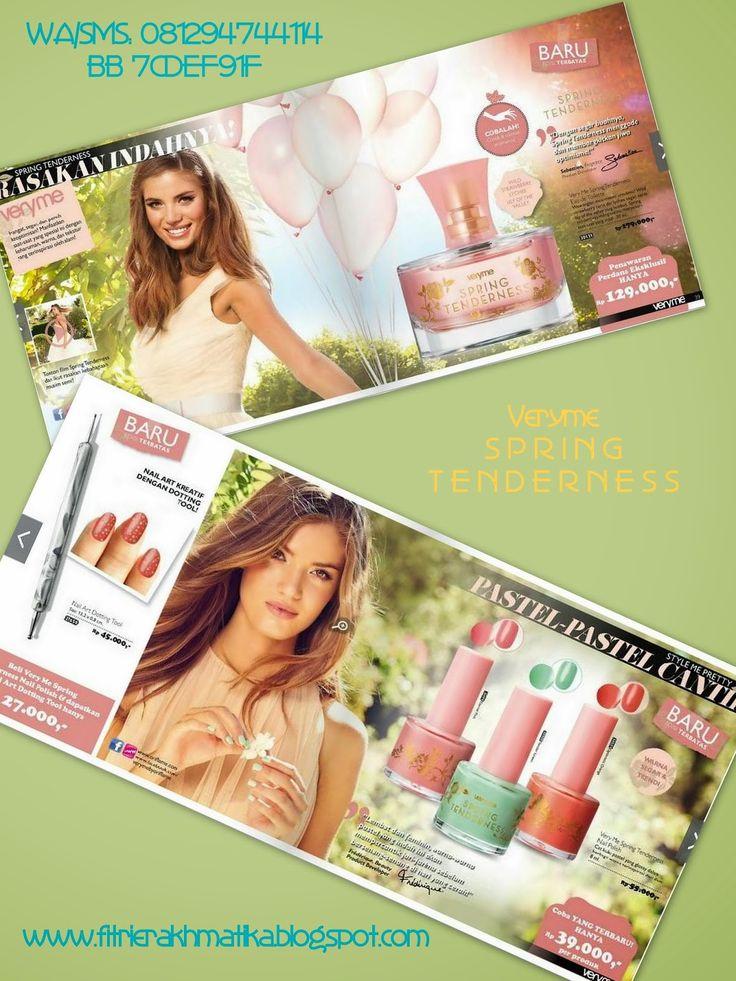 Bunda Insyira's Story: New Product: Veryme Spring Tenderness