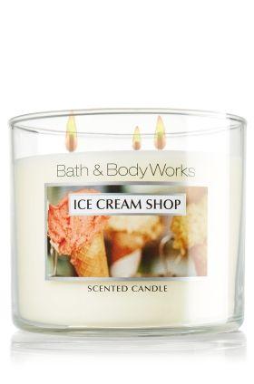 Ice Cream Shop candle- Just like the perfect ice cream sundae - creamy vanilla…