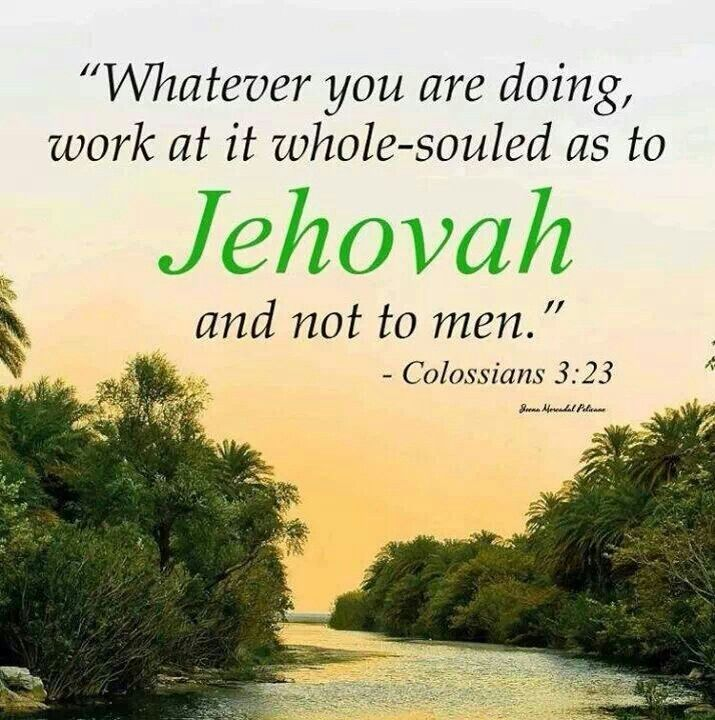 """Jesus made it clear that not all persons would inherit everlasting life, but those doing the """"will"""" of his Father Jehovah, would. See Matthew 7:22-26; 1 John 2:17; Colossians 1:9-12 (Each one will render an account) Learn about God's will: Free Home Bible study available at jw.org (Much is downloadable)"""