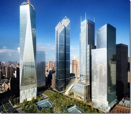 six world trade center | Blog do Tubarão: O Novo World Trade Center